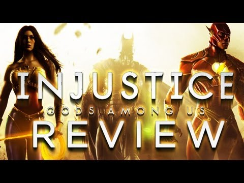 Injustice: Gods Among Us REVIEW!
