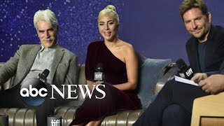 Lady Gaga says she had 'instant chemistry' with Bradley Cooper