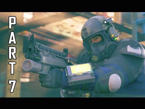 Quantum Break Walkthrough Part 7 - Drydocks (XBOX One Let' Play Commentary)