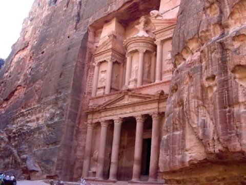 PETRA  (Jordan) Ancient World Wonder Legends Myths Paranormal
