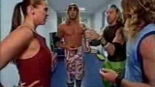 Download Edge and Christian & Chris Jericho insult Stephanie Mcmahon 3Gp Mp4