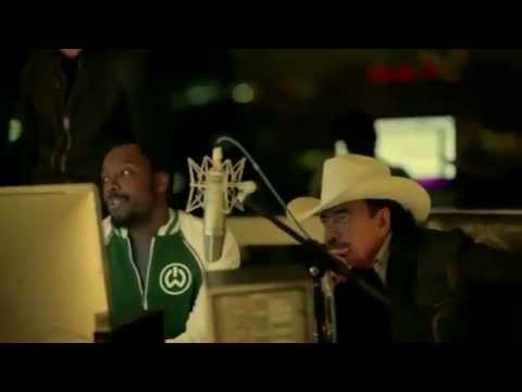 Joan Sebastian and Will.I.Am - Hey You - I'm Gonna Be Happy full