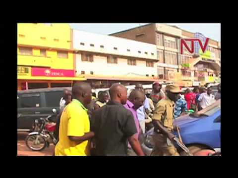 KCCA's taxi fees: Police arrest drivers amid protests