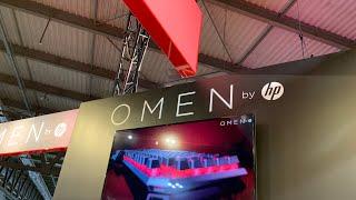 Tutti i prodotti gaming di HP Omen alla Milan Games Week