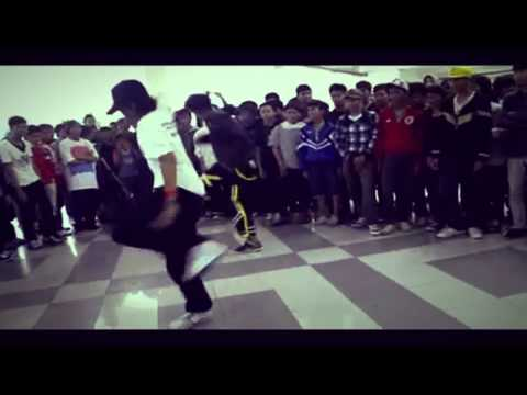 INDONESIA CAN SHUFFLE - MELBOURNE SHUFFLE PART 2 [2013]