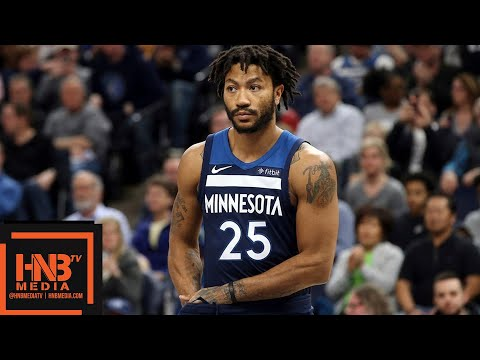 Derrick Rose 2018 NBA Preseason Highlights