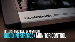 t.c. electronic desktop konnekt 6 - review