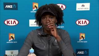 Venus Williams press conference (QF) - Australian Open 2015