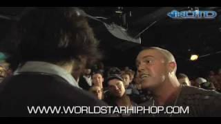 KOTD - Rap Battle - Hollohan vs Jack Shitt (Title Match)