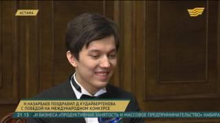 Глава государства провел встречу с творческими деятелями Казахстана
