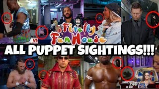BRAY WYATT Puppet Sightings On WWE Raw & Smackdown Live + Twitter Feud Decoded!!!