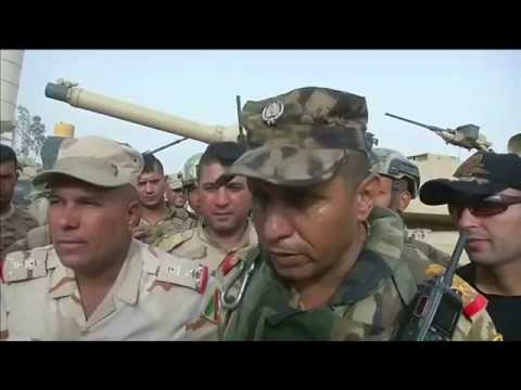 Iraq declares victory over Islamic State in Fallujah