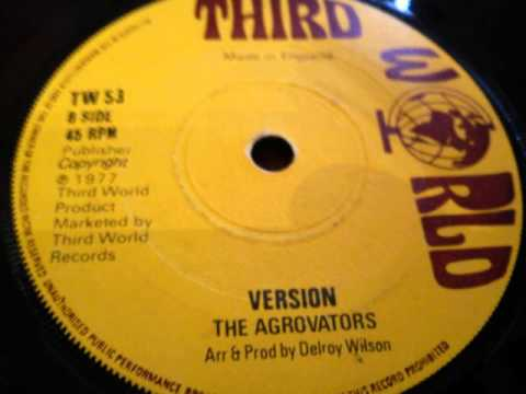 The Agrovators - Version Produced Delroy Wilson