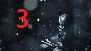 Batman : Arkham Origins - Walkthrough - 3. Bölüm -/ [HD] - [Türkçe]