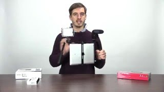 How To Film With An iPad or Tablet - Sound, Lighting & Stabilisation
