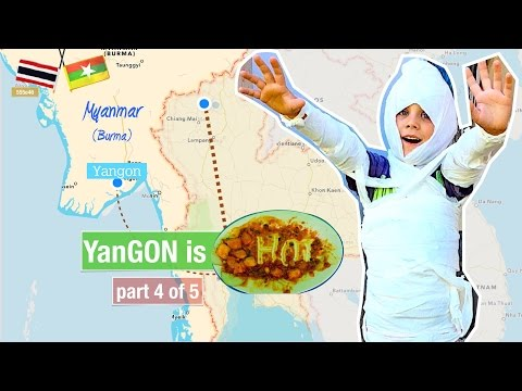 YanGON is HOT part 4 of 5