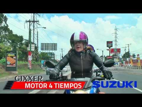 MOTOLIFE: Test Drive SUZUKI GIXXER 155 C.C.