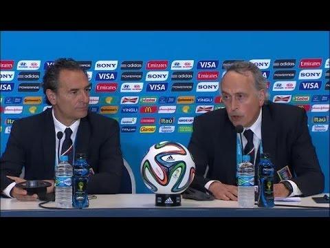 Italia vs Uruguay 0-1: Prandelli si dimette da CT della Nazionale