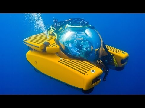 World s 10 Most Amazing Personal Submarines