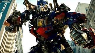 """Superheroes"" Music Video - Transformers Optimus Prime Tribute"