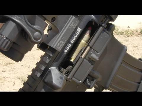.458 SOCOM  AR-15