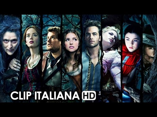 Into The Woods Clip Italiana 'Quella donna non mi piace affatto' (2015) - Meryl Streep Movie HD