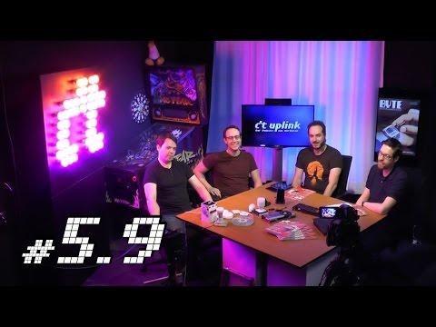 c't uplink 5.9: Hue Hacking, Gaming PCs, Smartphone als PC Ersatz
