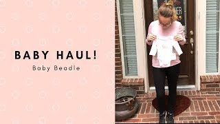 BABY GIRL HAUL! Diapers, Wipes, Clothes, and More!