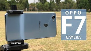 OPPO F7 CAMRA REVIEW