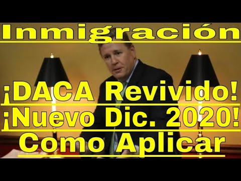 Obama Deferred Action Law for Students | Ley de Obama de la Acción Diferida Estudiantes | Part 1