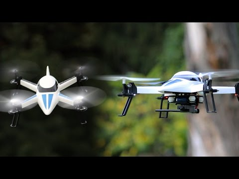 Ares RC Ethos FPV and HD Review - Part 1, Intro and Flight