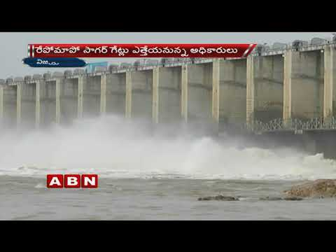 Huge Inflow To Nagarjuna Sagar | Gates To Open Today After 4 years