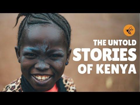 Superheroes of Kenya: The Untold Stories of Change