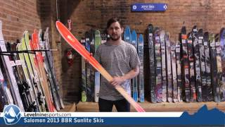 Salomon 2013 BBR Sunlite Skis