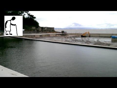 Clevedon Marine Lake Update 151007
