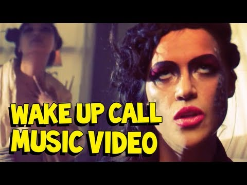 Wake Up Call - Steve Aoki &amp; Sidney Samson MUSIC VIDEO