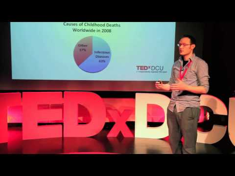 Neonatal vaccination -- a once-in-a-lifetime opportunity | David Dowling | TEDxDCU