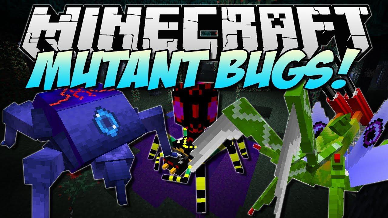 Minecraft | Mutant Bugs