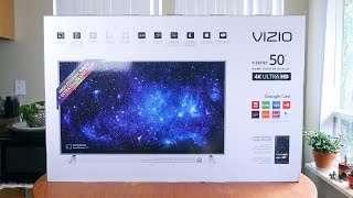 Vizio P-Series 4K HDR Home Theater Display Unboxing
