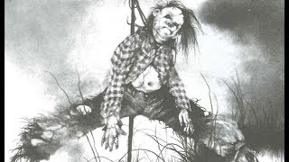 TheHORRORman's Review: Scary Stories to Tell in the Dark (2019)