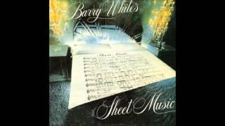 Watch Barry White Sheet Music video