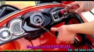 Xe hơi điện trẻ em 8188 giá rẻ - BABY PLAZA - xechobe.com.vn