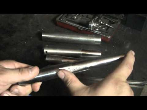 Morse Tapers Made Easy