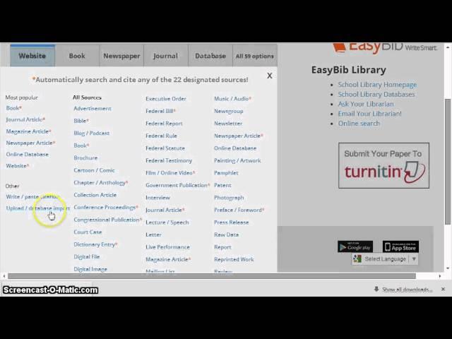 essay bib Sacred Heart University Library