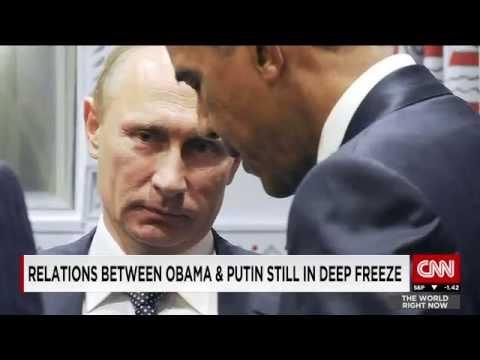 Obama, Putin clash in meeting over Syria's future