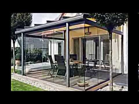 ideen f r terrassenverglasung 20 inspirierende verglaste terrassen youtube. Black Bedroom Furniture Sets. Home Design Ideas