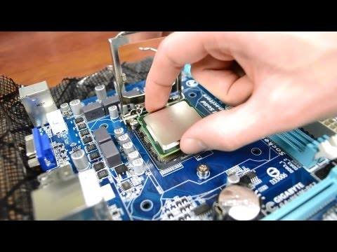 How to Build a Computer for Gaming (2012) Part One