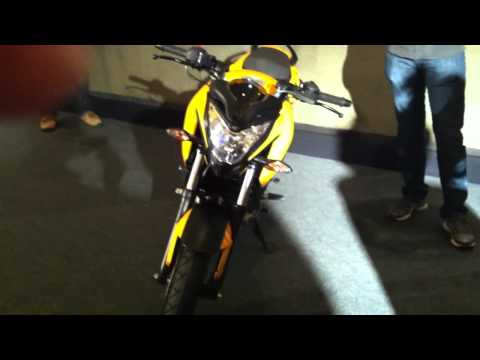 2012 Bajaj Pulsar 200NS launch - OVERDRIVE