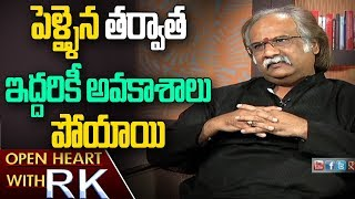 Senior Actor Subhalekha Sudhakar About His Career After Marriage | Open Heart with RK
