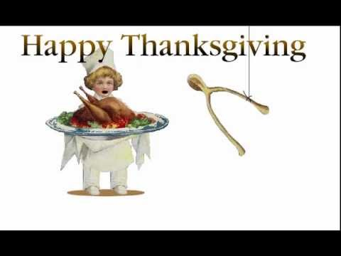 youtube thanksgiving turkey song